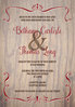 Rustic Wood Invitation